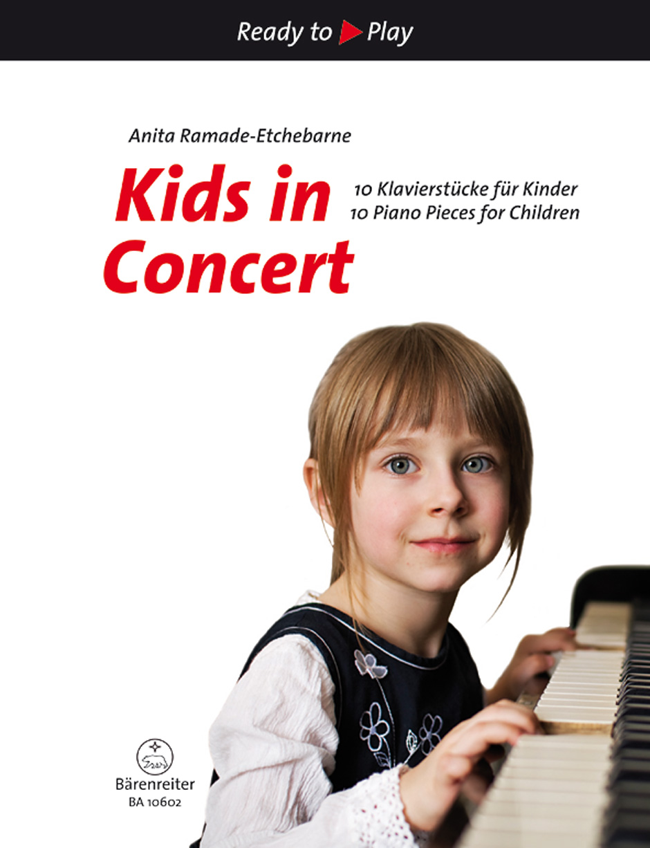 Kids in Concert - 10 Piano Pieces for Children