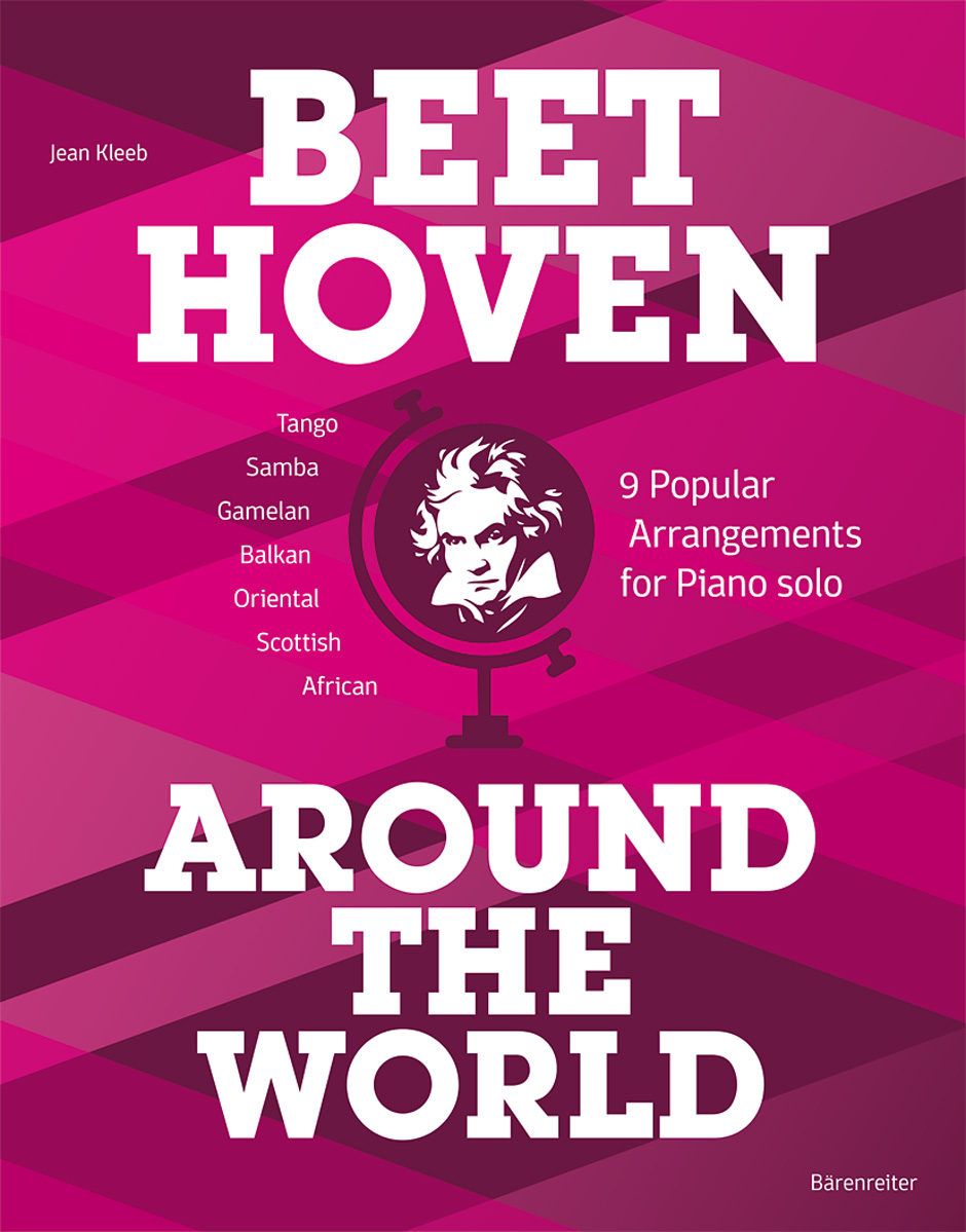 Beethoven Around the World (Piano)