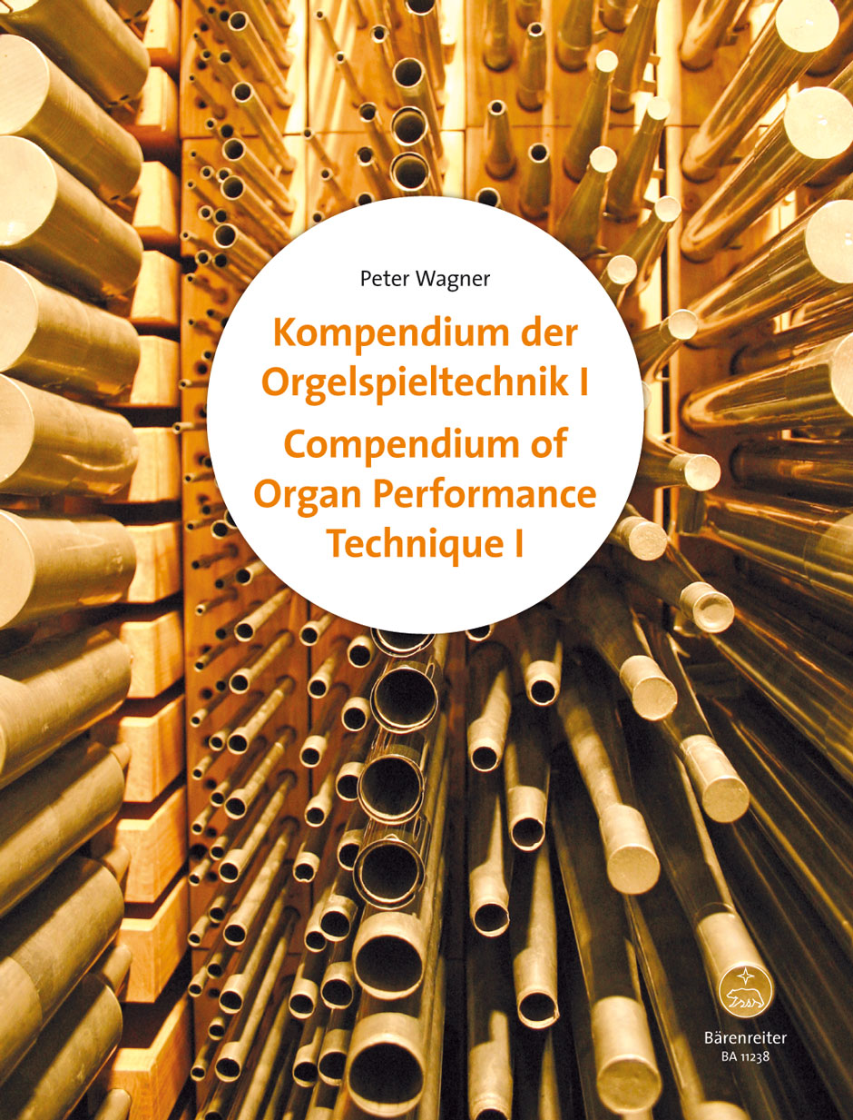 Compendium of Organ Performance Technique Volume I and II