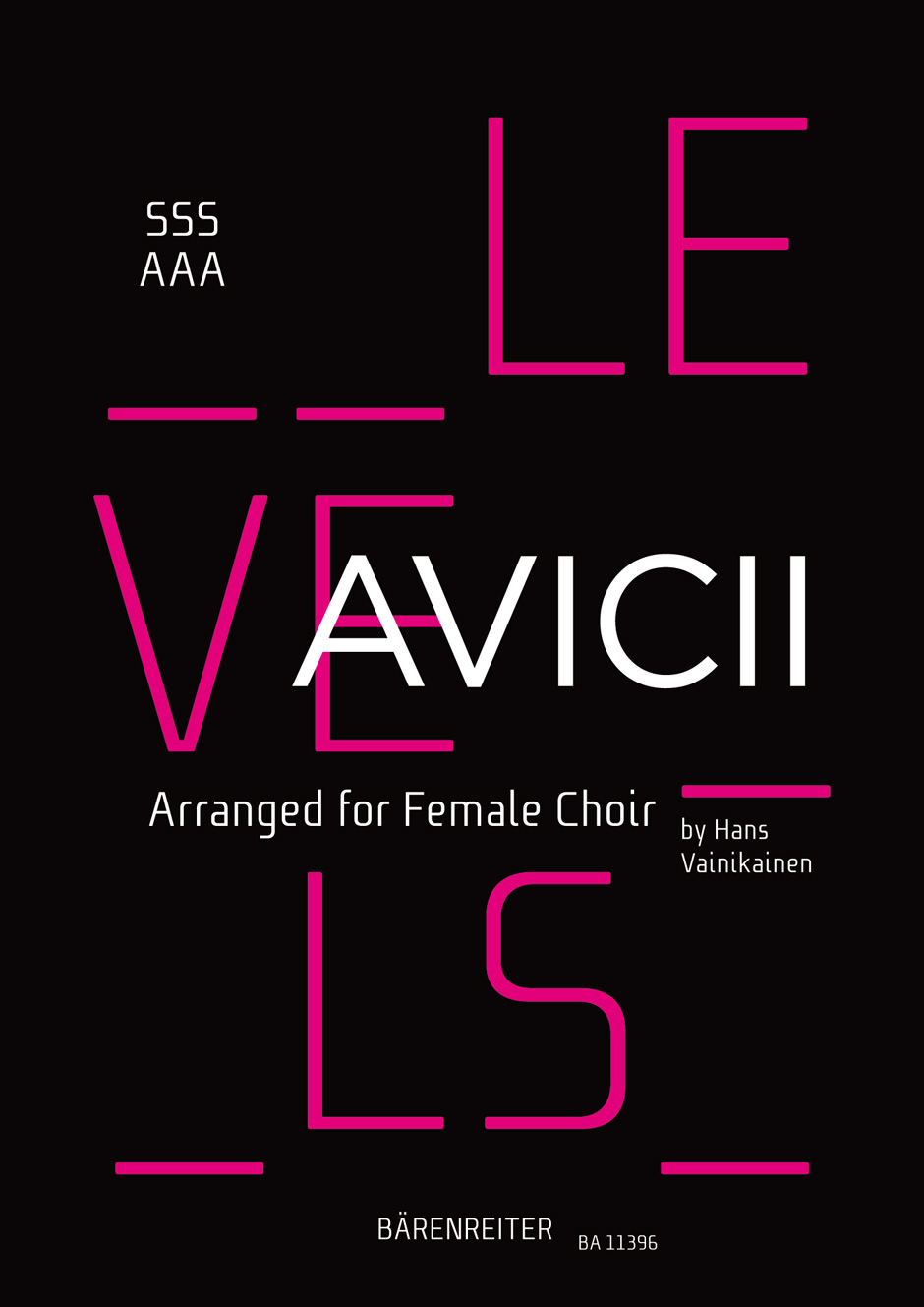 Levels. Arranged for Female Choir (SSSAAA)