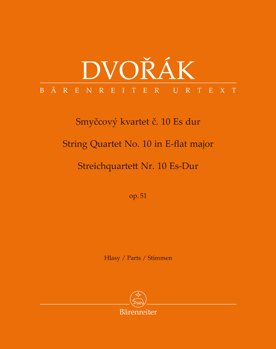 String Quartet No.10 in E-flat major Op.51