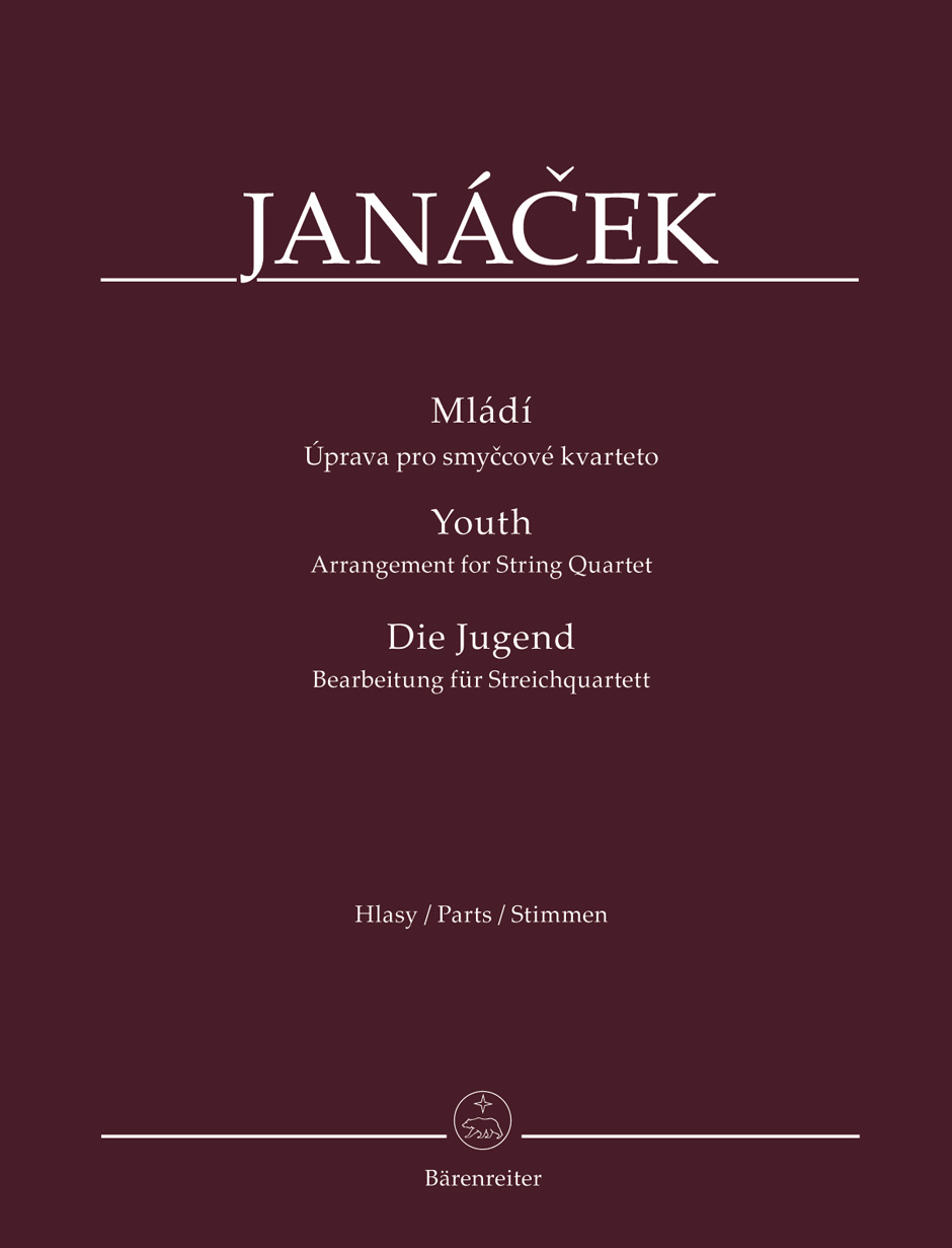 Mladi (Youth) arranged for String Quartet
