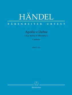 Apollo e Dafne (La terra è liberata) (HWV 122) (Vocal Score)