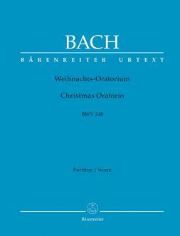 Christmas Oratorio (BWV 248) (Full Score, paperback)
