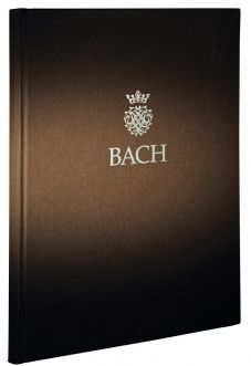 St John Passion BWV245 Version from 1725 (Full Score, hardback)