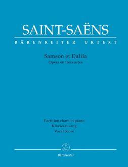 Samson et Dalila (Vocal Score)