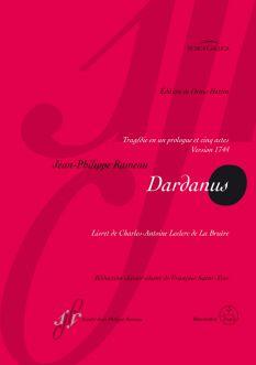 Dardanus RCT 35 B (1744 version) (Vocal Score)