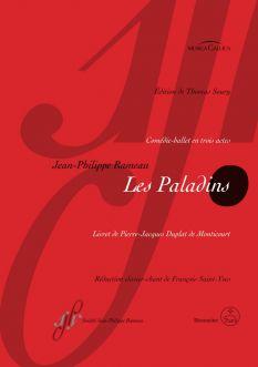 Les Paladins RCT 51 (Vocal Score)