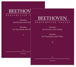 Sonatas for Pianoforte and Violin Complete