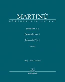 Serenade No.1 H 217 (Parts)