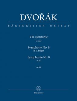 Symphony No.8 in G major Op.88 (Study Score)