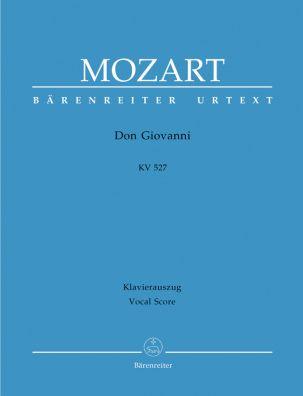 Don Giovanni (K.527) (Vocal Score, paperback)