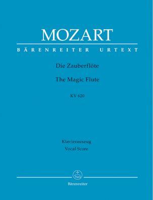 Die Zauberflöte (The Magic Flute) (K.620) (Vocal Score, hardback)