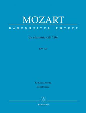 La clemenza di Tito (K.621) (Vocal Score, paperback)