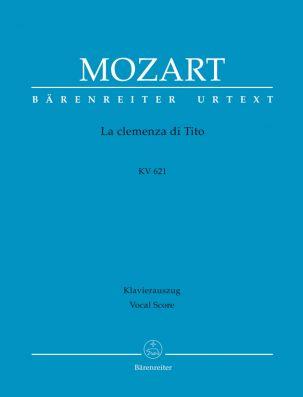 La clemenza di Tito (K.621) (Vocal Score, hardback)