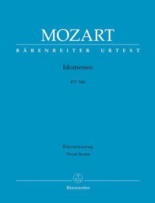 Idomeneo (K.366) (Vocal Score, hardback)