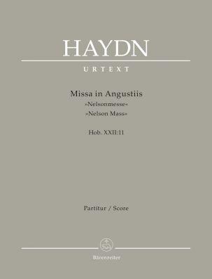 Missa in Angustiis (Nelson Mass) (Hob.XXII:11) (Full Score, paperback)