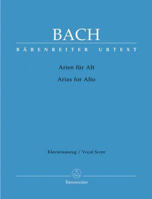 Arias for Alto (Vocal Score)