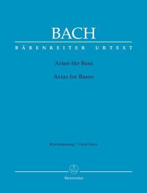 Arias for Bass (Vocal Score)