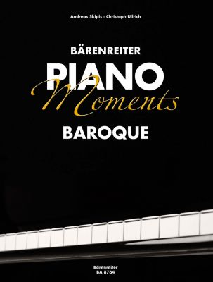 Piano Moments: Baroque