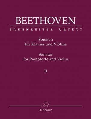 Sonatas for Pianoforte and Violin Volume II