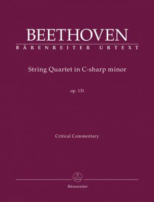 String Quartet in C-sharp minor Op131 (Critical Report)