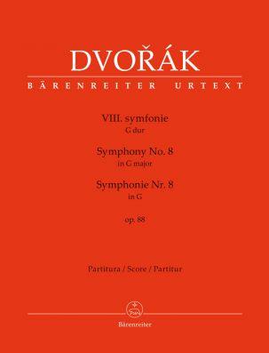 Symphony No.8 in G major Op.88 (Full Score)
