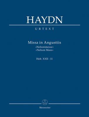 Missa in Angustiis (Nelson Mass) (Hob.XXII:11) (Study Score)