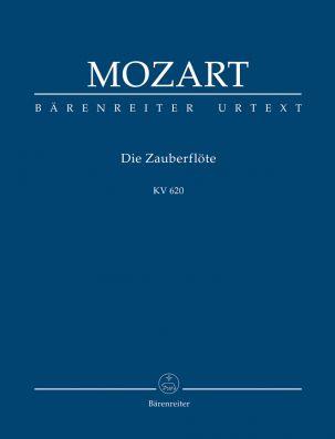 Die Zauberflöte (The Magic Flute) (K.620) (Study Score)