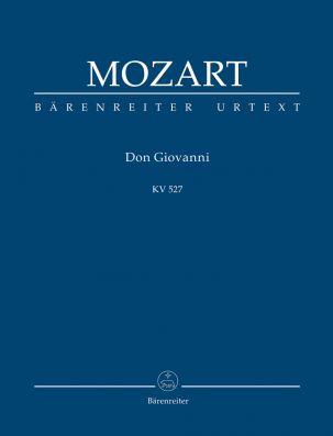 Don Giovanni (K.527) (Study Score)