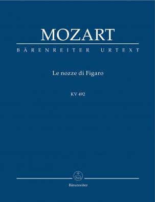 Le nozze di Figaro (The Marriage of Figaro) (K.492) (Study Score)