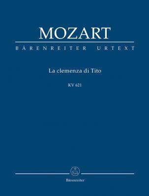 La clemenza di Tito (K.621) (Study Score)