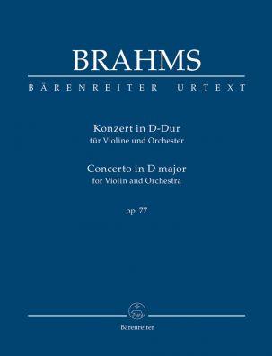 Concerto for Violin in D major Op.77 (Study Score)