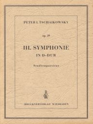 Symphony No. 3 in D, Op.29 (Polish) (original version) (Score)