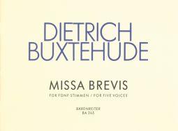 Missa brevis (BuxWV 114)
