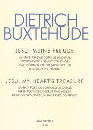 Jesu, meine Freude (BuxWV 60) (Score & Parts)