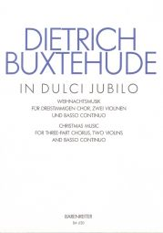 In dulci jubilo (BuxWV 52) (Score & Parts)