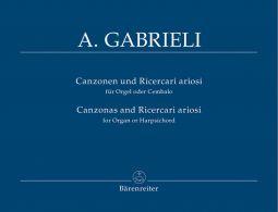 Canzonas and Ricercari ariosi for Organ