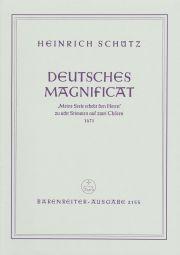 German Magnificat (Meine Seele erhebt den Herren) SWV 494