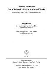 Magnificat (Score)