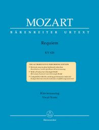 Requiem (K.626) (Vocal Score)