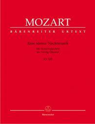 Eine kleine Nachtmusik in G major for String Quartet (K.525)