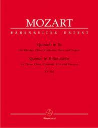 Piano Quintet in E-flat major (K.452)