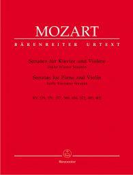Sonatas for Violin and Piano: Early Viennese Sonatas