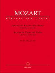 Sonatas for Violin and Piano: Late Viennese Sonatas