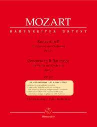 Concerto for Violin No.1 in B-flat major (K.207) (Violin & Piano)