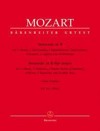 Serenade in B-flat major (K.361) (Gran Partita)