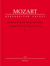 Complete Works for Violin and Piano II