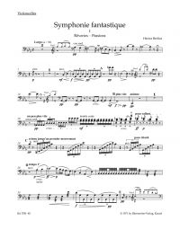 Symphonie fantastique Op.14 (Cello)