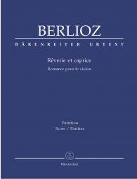 Rêverie et caprice (Full Score)